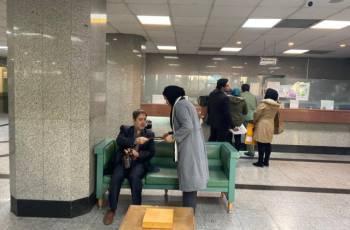 هفته اطلاع رسانی ايدز در بيمارستان لاله